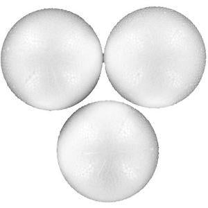 Polystyrene Balls 50mm - Pack of 10