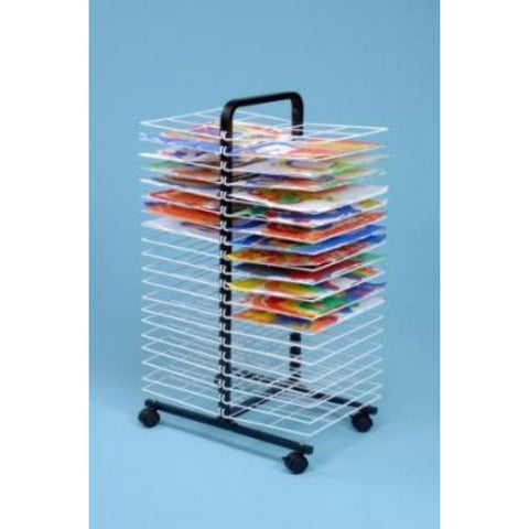 40 Small Shelf Mobile Drying Rack