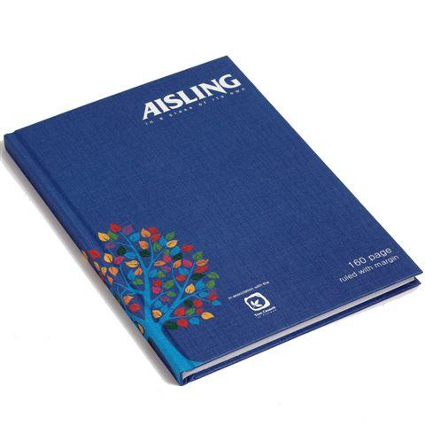 Aisling A5 Casebound Hard Back 160 Page