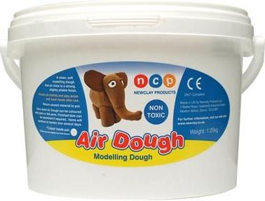 Newclay Air Dough White 1.25kg