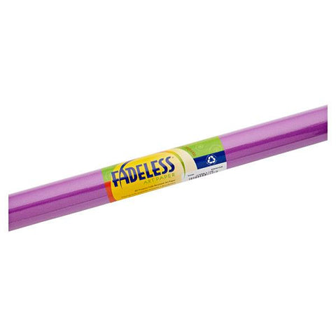 Fadeless Paper Roll Violet 121.9cm x 3.6m