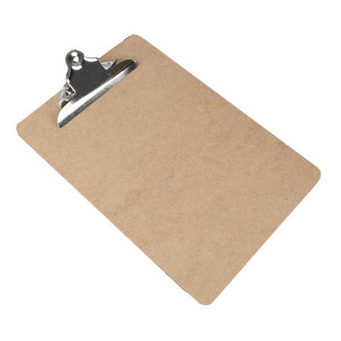 Q-Connect A4 Clipboard Masonite KF01304