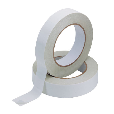 Q-Connect Double Sided Tissue Tape 25mm x 33m