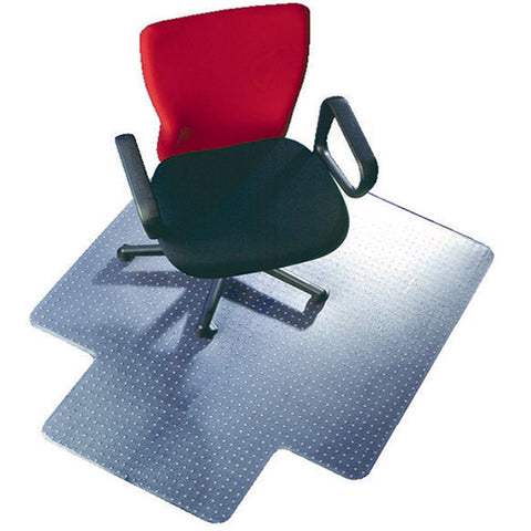 Q-Connect Chair Mat PVC 914 x 1219mm Clear