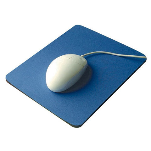 Q-Connect Blue Economy Mouse Mat