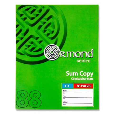 Ormond C3 Sum Copy 88 Pages
