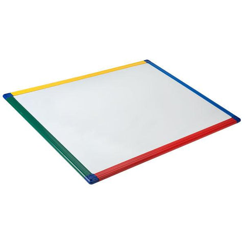 Magnetic Whiteboard - A2 Double-Sided - Plain & Gridded