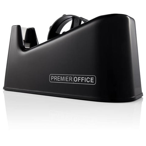 Premier Office Tape Dispenser - Black