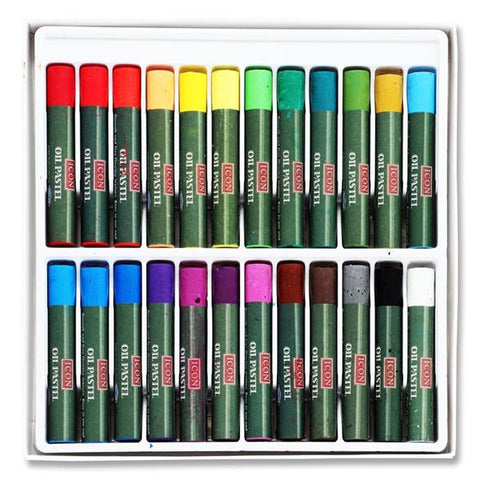 Icon Professional Oil Pastels 24 Pack