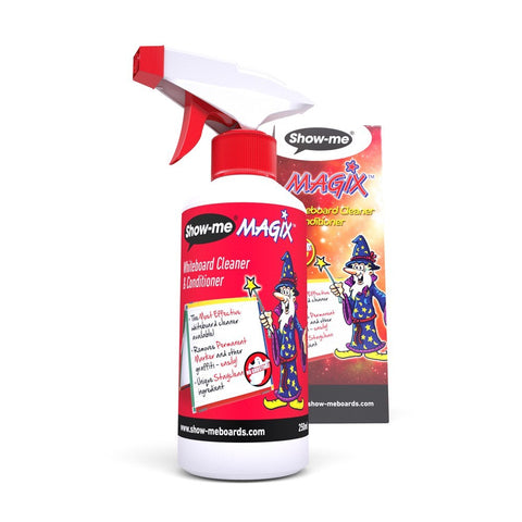 Show-me MAGIX Whiteboard Cleaner & Conditioner 250ml