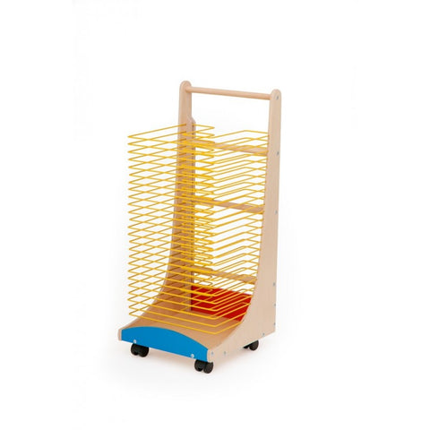 Mobile Art Drying Rack - Standard