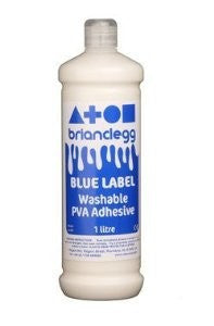 Washable PVA Glue - 1 Litre