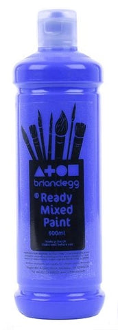 Blue (Brilliant) - BC Ready Mixed Paint 600ml