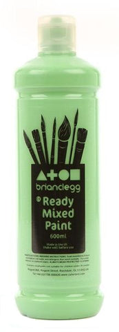 Green (Leaf) - BC Ready Mixed Paint 600ml