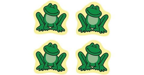 Frogs - Stickers - Pack of 810