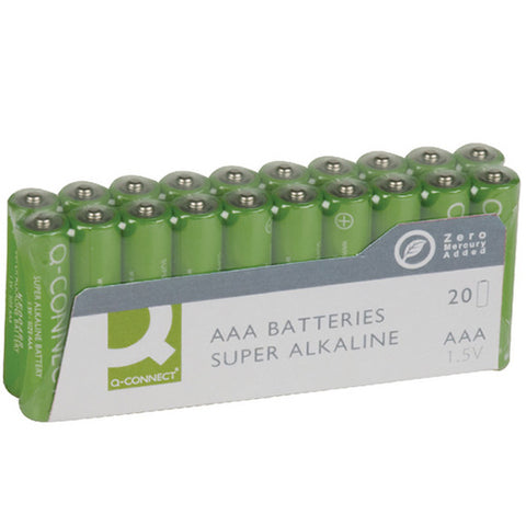 Q-Connect AAA Battery Economy