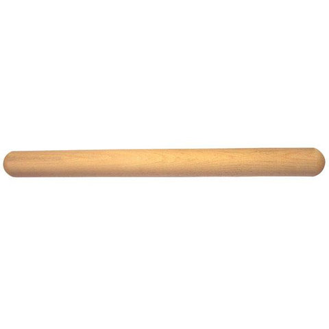 Large Smooth Wooden Rolling Pin - 42cm