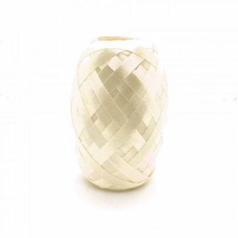 Curling Ribbon - Cream 5mm x 20m