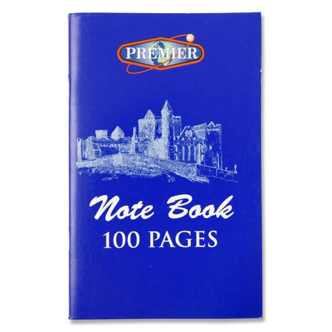 Premier 100pg Notebook
