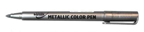 Supreme Metallic Silver Marker 1-2mm