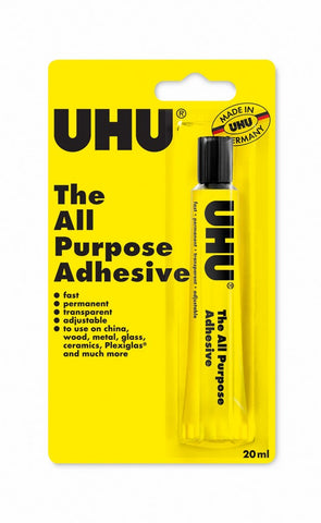 UHU All Purpose Adhesive 20ml
