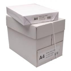 Whitebox White A4 Copier Paper (Pack of 2500) WX01087