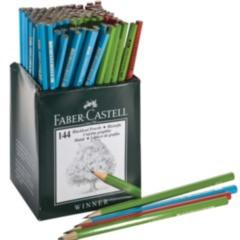 Faber-Castell Winner HB Pencils - Class Pack of 144