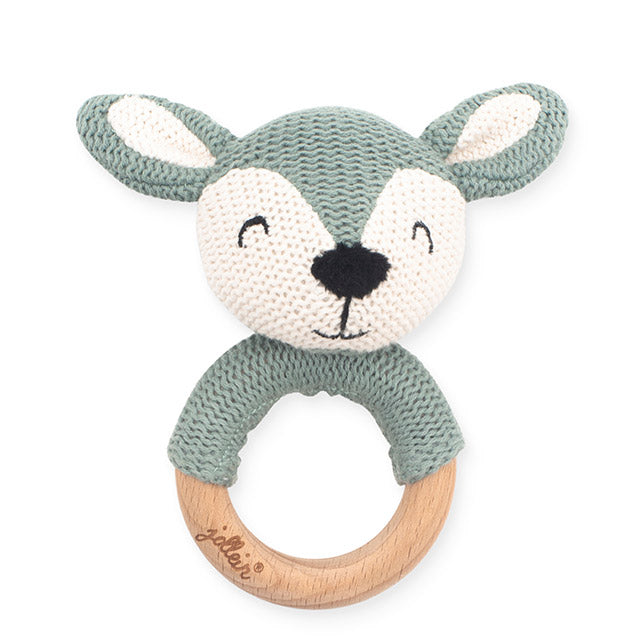 Jollein Teething Ring Deer