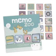 LD Memo Game Animals