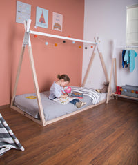 Childhome Teepee Bed Frame