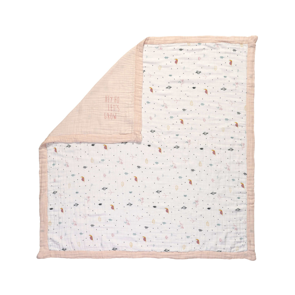 Heavenly Soft Blanket Garden Explorer