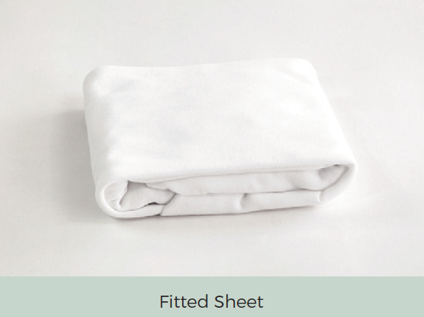 Ko-Coon Fitted Sheet for Moses basket