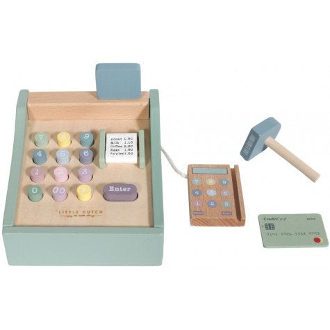 Little Dutch Toy Cash Register