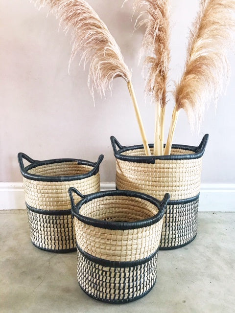 GS Stacking Baskets Set of 3