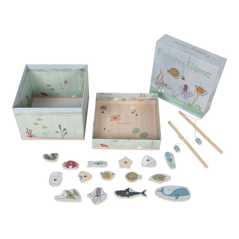 LD Fishing Game