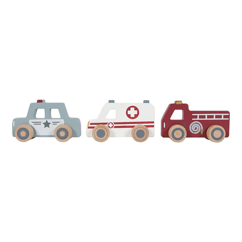 LD Emergency Car Set