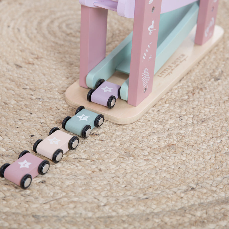 LD Toy Wooden Race Track