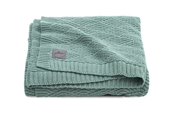 Blanket River Knit 75 x 100 cm