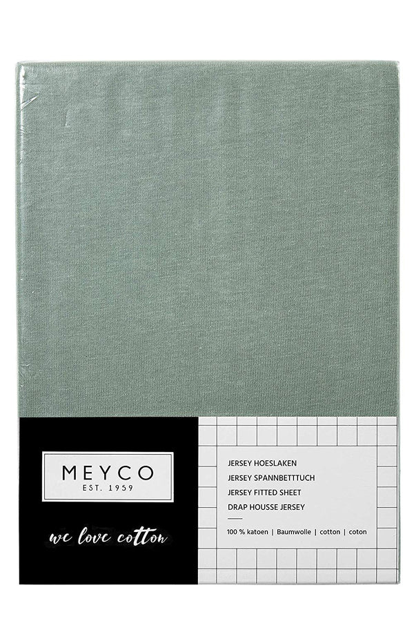 Fitted Sheet 140 x70 Meyco Colour