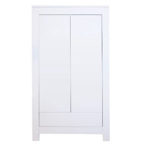 Somero Wardrobe White Matt