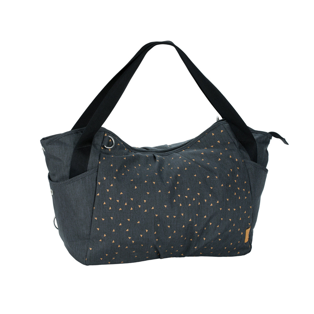 Lassig Casual Twin Baby Bag Triangle