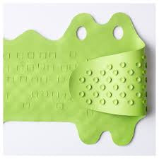 Bath mat Crocodile