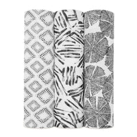 Aden + Anais Swaddle Bamboo 3 pack