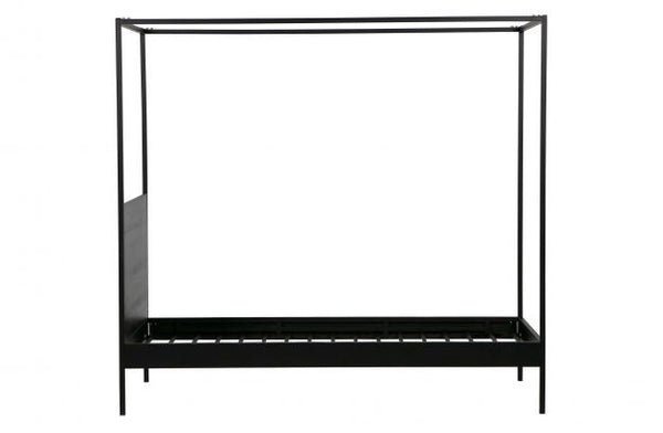 Baron Bed Metal Black 90 x 200cm