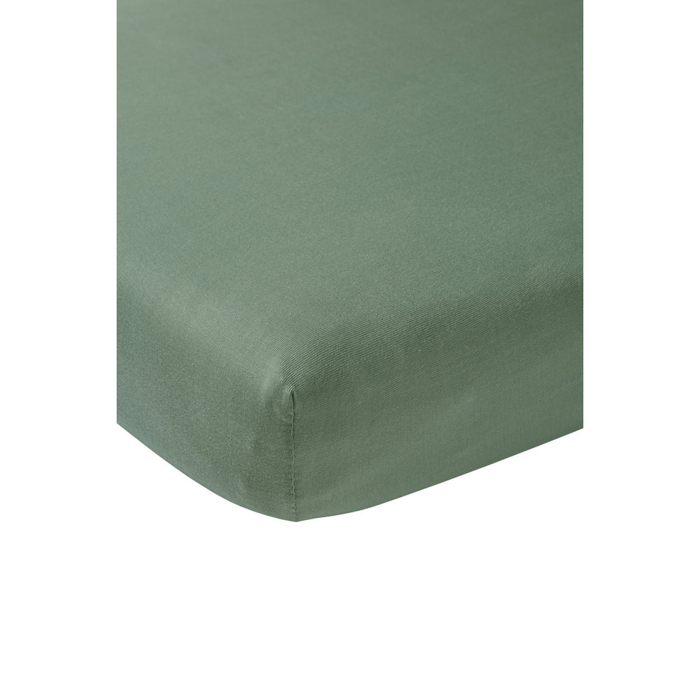 Meyco Jersey Fitted Sheet 120 x 60 Colour