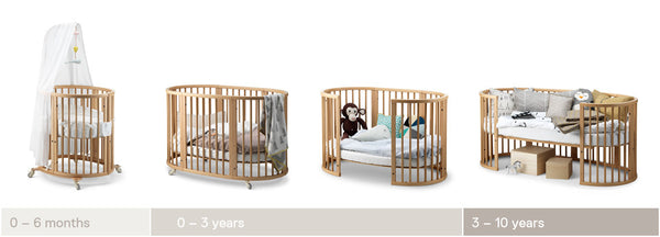 STOKKE Sleepi Set 0-10yrs