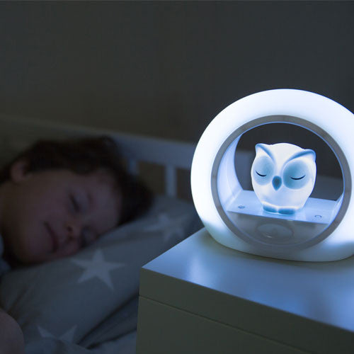 Zazu Lou The Owl Nightlight With Sound Activation