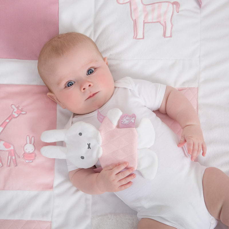 Tiamo Miffy Crispy Cuddle Cloth