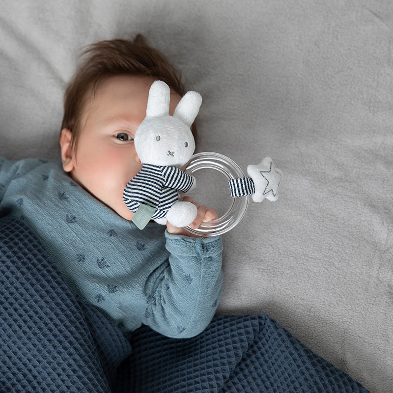 Tiamo Miffy Rattle Teether
