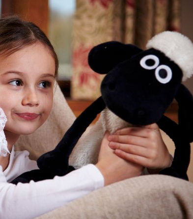 Warmies Shaun The Sheep
